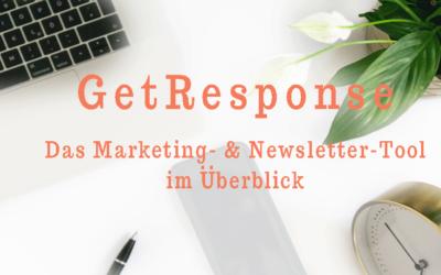GetResponse – Das Newsletter- und Marketing-Tool im Überblick